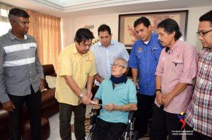 Bekas Ketua Pasukan Ragbi Negara Berjaya Menjalani Pembedahan Saraf
