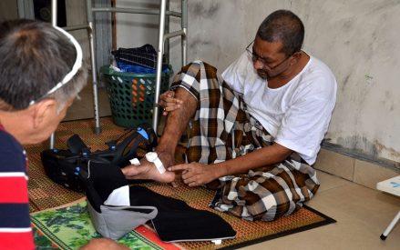 Detik Malang Bekas Pelumba Basikal Negara