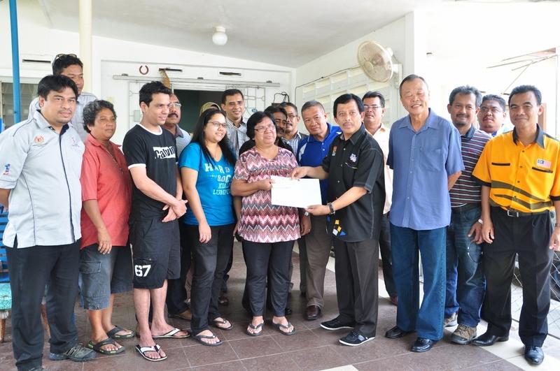 Program Kebajikan Kesejahteraan Program Selangkah Arah Perniagaan Melaka