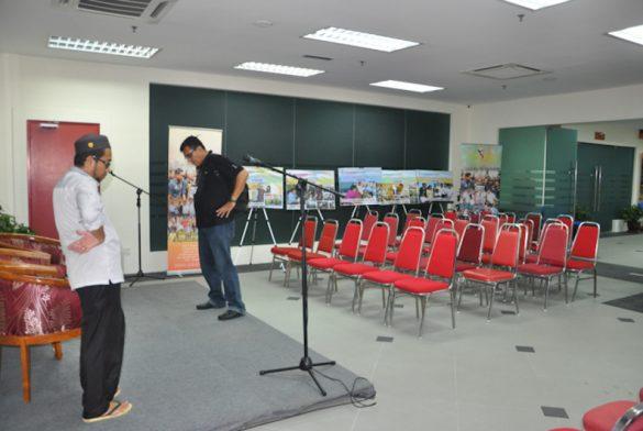 Program 'Moh Bedil' Bersama Persatuan Penulis-Penulis Sukan Malaysia