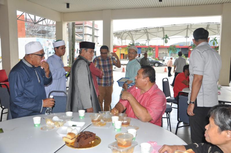 Majlis Doa Selamat Sempena YAKEB Berpindah Ke Pejabat Baru Di Kompleks Sukan Bukit Kiara