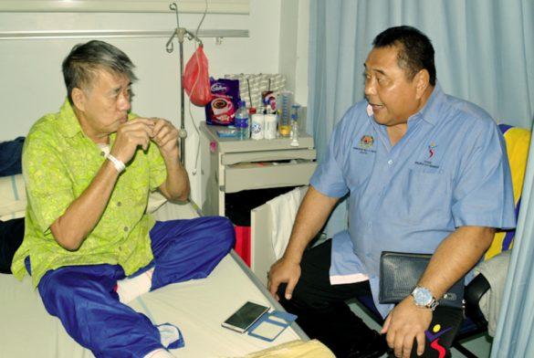 Melawat Datuk Ng Joo Ngan