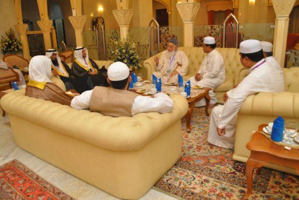 Program Kerjasama Dengan Institut Tahfiz Al-Quran Kebangsaan Bagi Melaksanakan Program Sukan Untuk Pelajar Tahfiz