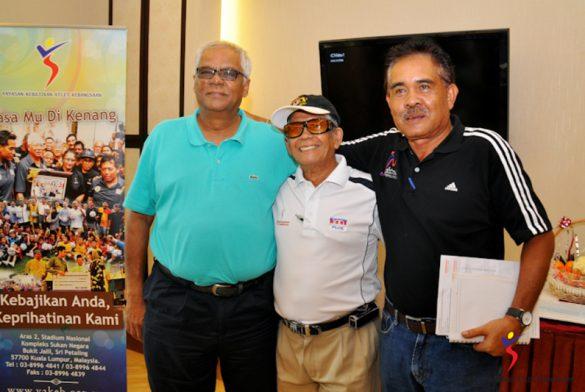Program Golf Amal Bersama Bekas Jaguh Hoki Negara