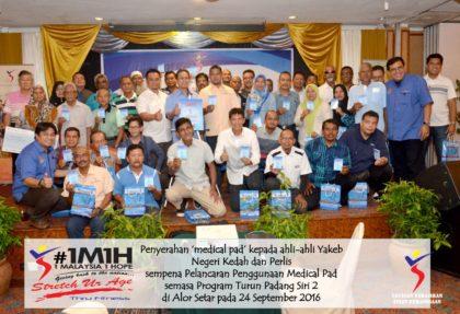 Program Turun Padang Kedah