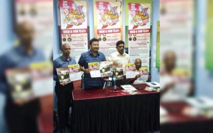 Sidang Media Larian Amal Yakeb – KL TEH TARIK RUN