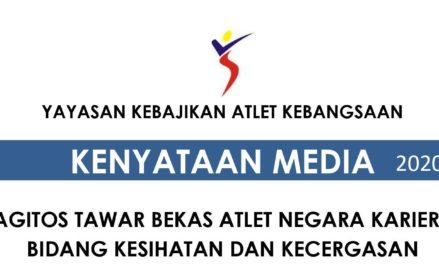 Press Release Majlis Menandatangani Perjanjian Persefahaman (MoU) Yakeb & Agitos
