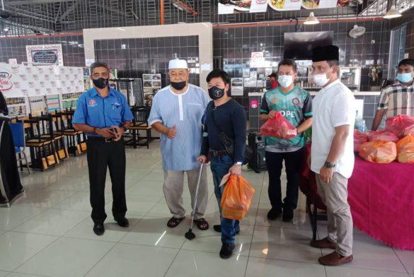 Majlis Penyerahan Sumbangan Bantuan Sempena Ramadhan – Binsabi Sdn Bhd & Kelab HOPE