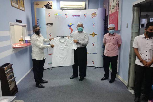 Program Lawatan Kerja Exco Sukan Terengganu ke Pejabat YAKEB