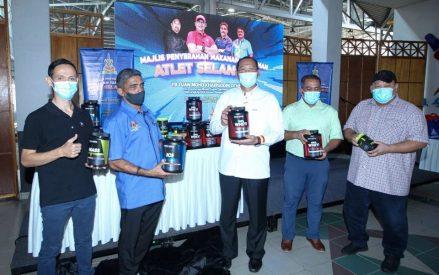Program Makanan Tambahan untuk atlet Selangor